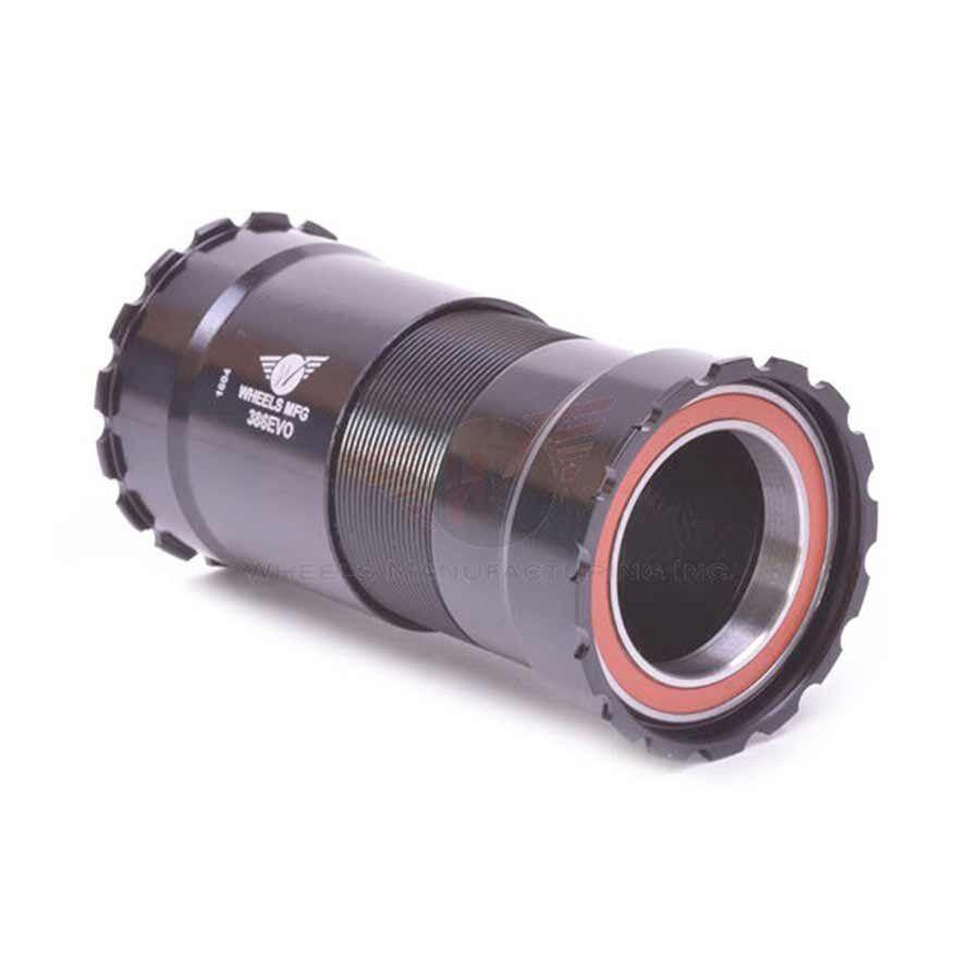 Wheels Manufacturing Tretlager 386EVO Gewinde für 30mm Spindel Enduro Acb