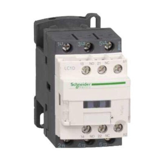 Schneider Eléctrico Contactor TeSys 035008 LC1D25U7 11kW