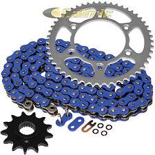 Blue O-Ring Drive Chain & Sprocket Kit Fits SUZUKI RM250 1983 1984 1985 1986