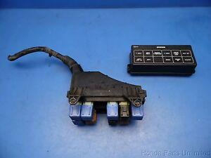 95 96 nissan maxima oem under hood fuse box w fuses relays flaw rh ebay com 90 Maxima 96 nissan maxima fuse box