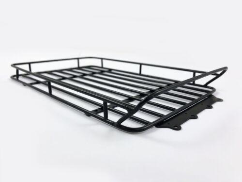 Axial Cherokee, Vaterra K5, TRX-4 Bronco Acier Barres de toit pour RC Crawler