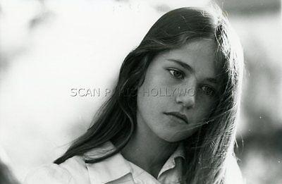 Doelbewust Laetitia Chauveau L'adolescente 1978 Vintage Photo #3 Coming Of Age Obstructie Verwijderen