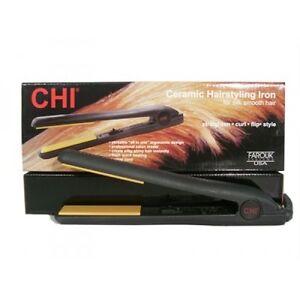 Chi 1 Quot Original Black Ceramic Hairstyling Iron Gf1001 E