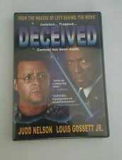 Deceived (Judd Nelson) (Louis Gossett Jr.) NEW Sealed Christian End Times DVD!