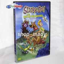 Scooby-Doo! y El Rey de los Duendes Película Original -DVD Reg. 1 y 4 Esp. Lat.