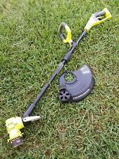 Ryobi P2008 18V Cordless String Trimmer//Edger with Battery and Charger