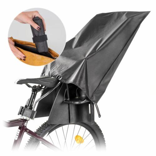 wasserdichte Abdeckung Regenhülle Zamboo Regenschutz für Kinder Fahrradsitz