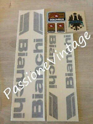 BIANCHI Campione del mondo 1983 decalcomanie  //stickers//adesivi