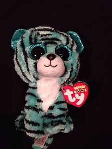 cfddd4c9667 JUSTICE EXCLUSIVE TY BEANIE BOO TESS THE TIGER 6