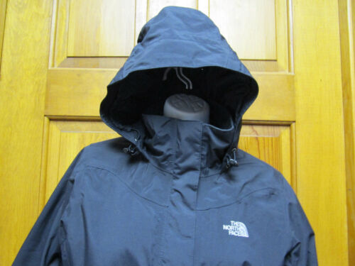 jas S Hyvent maat up North Zwart Hooded Face p Womens Zip qPTpBx