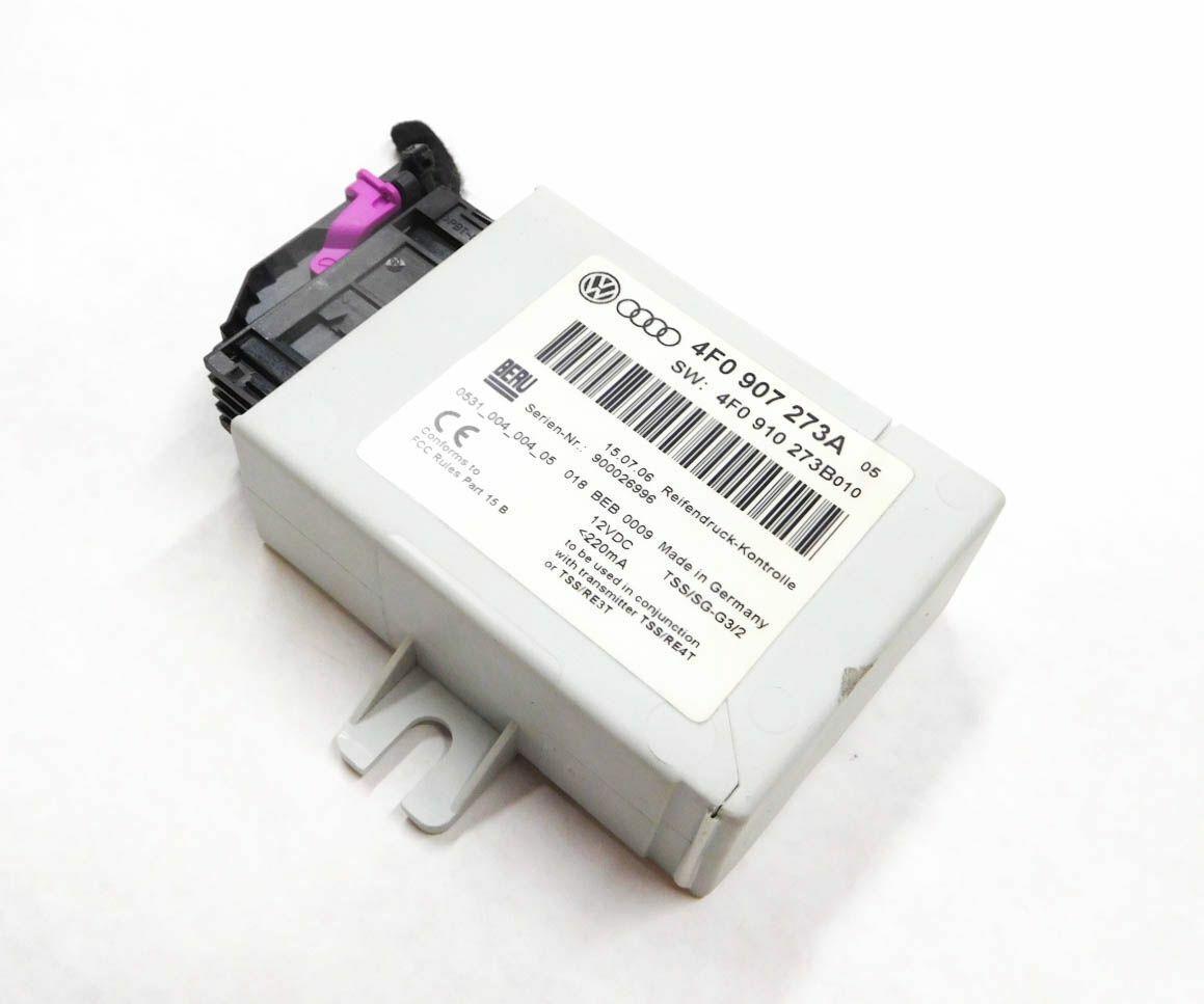 4 PZ. Adatta per Audi a8 2002-2011 4e d3 Set Originale Launch Rdk sensori