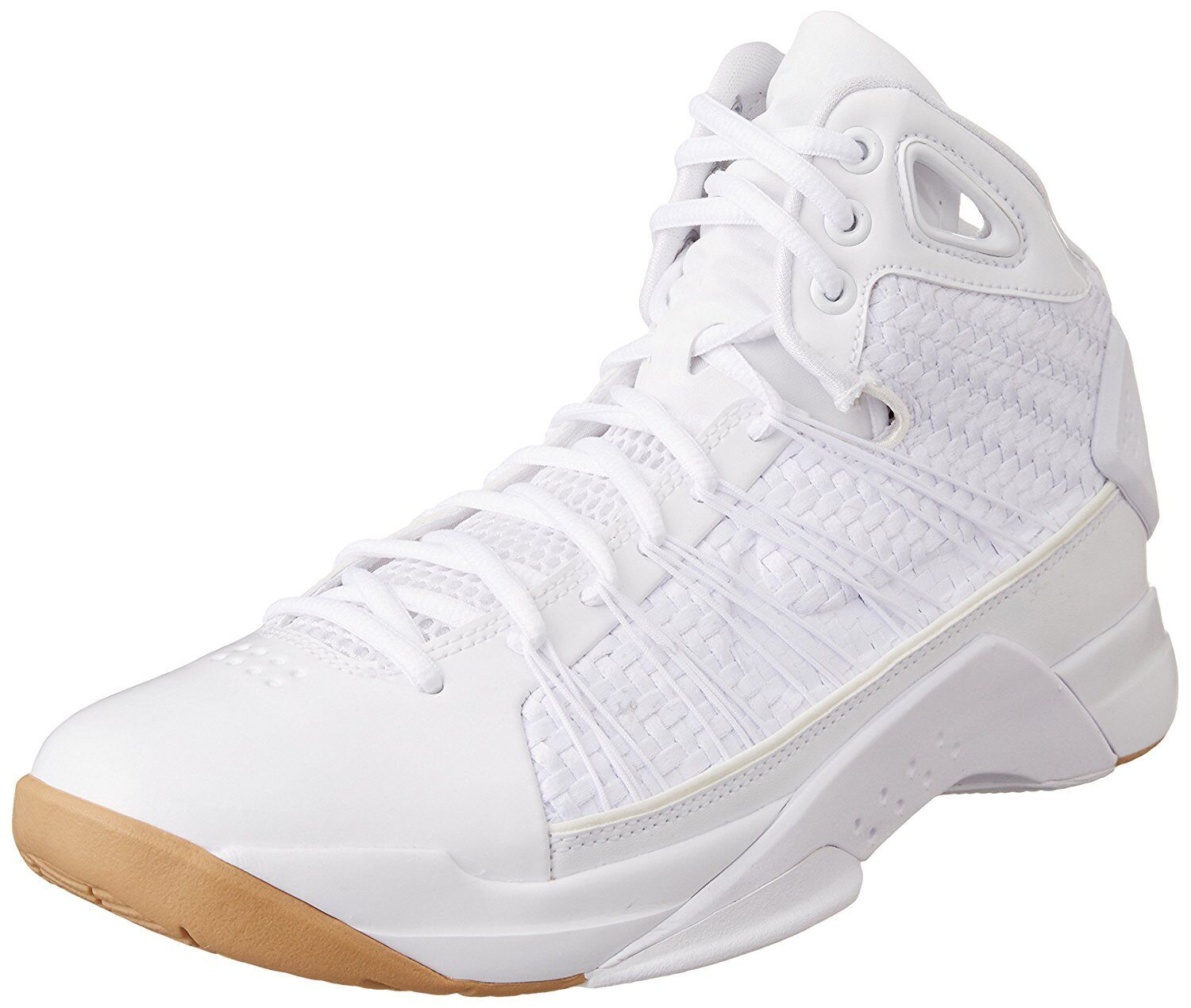 594affd882ef Mens Nike Hyperdunk Lux Basketball Shoes 818137-100 Sz 11 White for sale  online