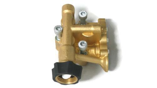 PUMP HEAD ASSEMBLY fits 3000 PSI Pressure Washer Pump 309515003 for Honda Units