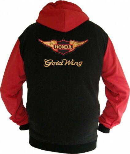 8 Tage Honda Goldwing Racing Fan Sweatshirt Hoodie Lieferz ca Kapuzenjacke