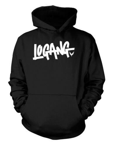 Logang Hoodie Or T-Shirt Logan Paul Inspired Jumper YouTube Merch Adults /& Kids