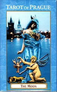 Tarot-of-Prague-Magic-Realist-Press-Tarotkarten-Karten-legen-OVP-absolut-rar