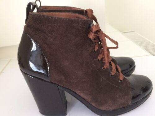 Chaussures Robert taille en daim 38uk marron Clergerie 5 nw0vmN8O