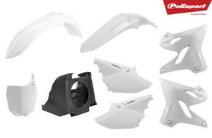 Polisport-Restyling-Plastic-Kit-for-YAMAHA-YZ-125-250-2002-2017-White-90717
