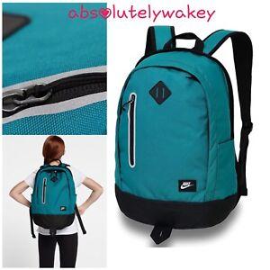 NIKE CHEYENNE 3.0 SOLID BACKPACK BAG Rucksack Gym Travel School ... 5829f70874070
