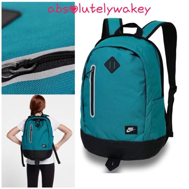 954d2df678a5 NIKE CHEYENNE 3.0 SOLID BACKPACK BAG Rucksack Gym Travel School Sports  BA5399467