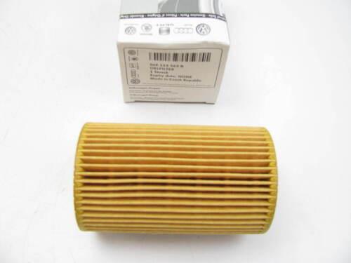 NEW GENUINE OEM Vw Audi 06E115562B Oil Filter