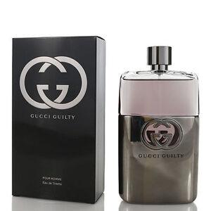 f92643006a1 Gucci Guilty Pour Homme 5.0 Oz 150mL Eau de Toilette Spray For Men ...