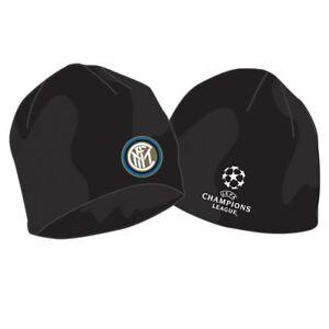 Inter Milan-Adulte Tricot Chapeau (ligue des champions) - Cadeau  </span>