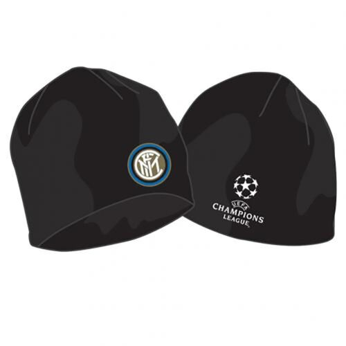 Inter Milan - Adult Knitted Hat (CHAMPIONS LEAGUE) - GIFT