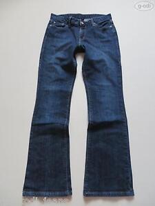 Levi-039-s-Mid-Rise-Boot-Jeans-Hose-W-30-L-32-wie-NEU-Flared-Indigo-Denim
