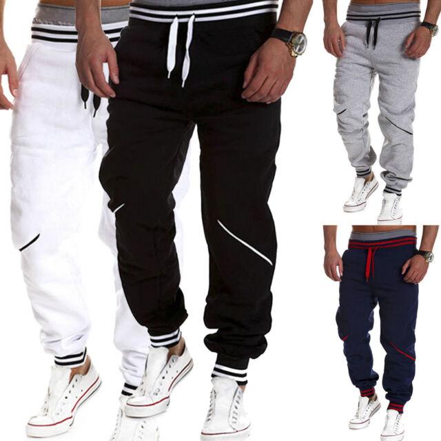 Buy Converse All Star Mens Core Jogging Bottoms Pant Grey XL