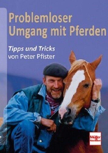 Peter Pfister-problème sans Traiter avec chevaux-Müller Rüschlikon Verlag NEUF
