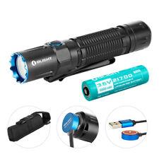 Bushnell Pro 800 Lumens Li Lon Rechargeable Flashlight 20510