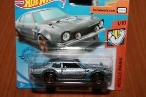 FORD-CUSTOM-MAVERICK-HOT-WHEELS-SCALA-1-64