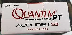 Quantum AT101SPT Accurist S3 PT Baitcasting Reel 6.3 1 Left Hand - New for 2019