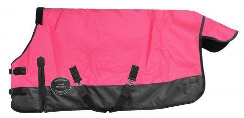 "FOAL// MINI 36/""-40/"" Waterproof Breathable Showman™ 1200 D Turnout Blanket NEW"