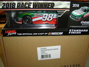 NEW-2018-KEVIN-HARVICK-98-HUNT-BROS-ATLANTA-XFINITY-RACE-WIN-1-24-IN-STOCK