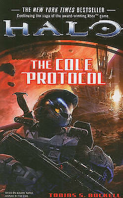 1 of 1 - Halo The Cole Protocol, , Very Good Book