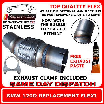 Détails sur Ford Fiesta Puma Mazda 121 Échappement Flexible Réparation Catalyseur Tuyau