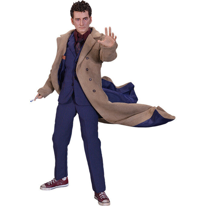 Doctor Doctor Doctor Who - 10th Doctor 1 6th Scale Action Figure (Series 4) f36044