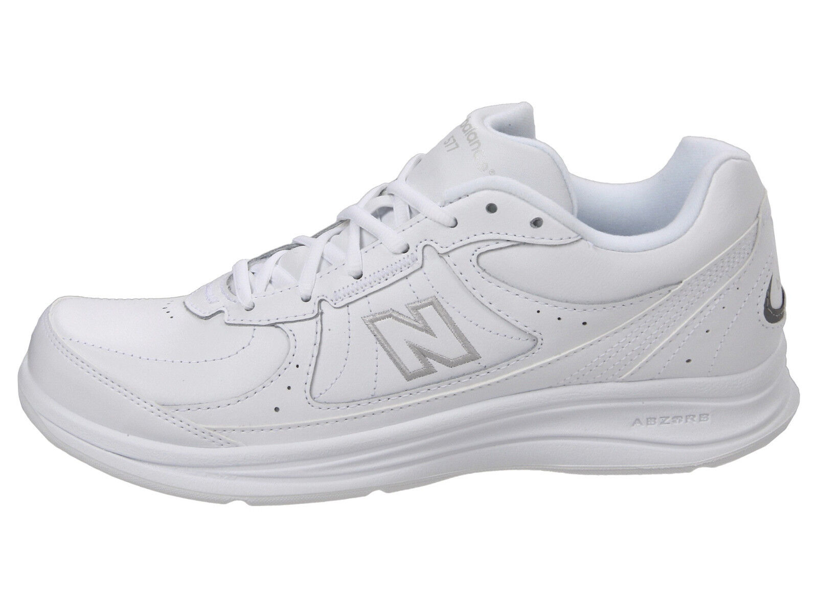 Men New Balance MW577WT MW577WT MW577WT Walking (Medium D) bianca 100% Authentic Brand New 15e4d1