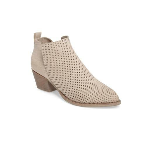 risparmia fino al 70% Brand Brand Brand New Dolce Vita Donna  Sonya Sand Nubuck Ankle avvio Sz 10  prima i clienti