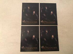 Lot-of-4-Cryptozoic-Promo-Cards-Outlander-Season-3-P1