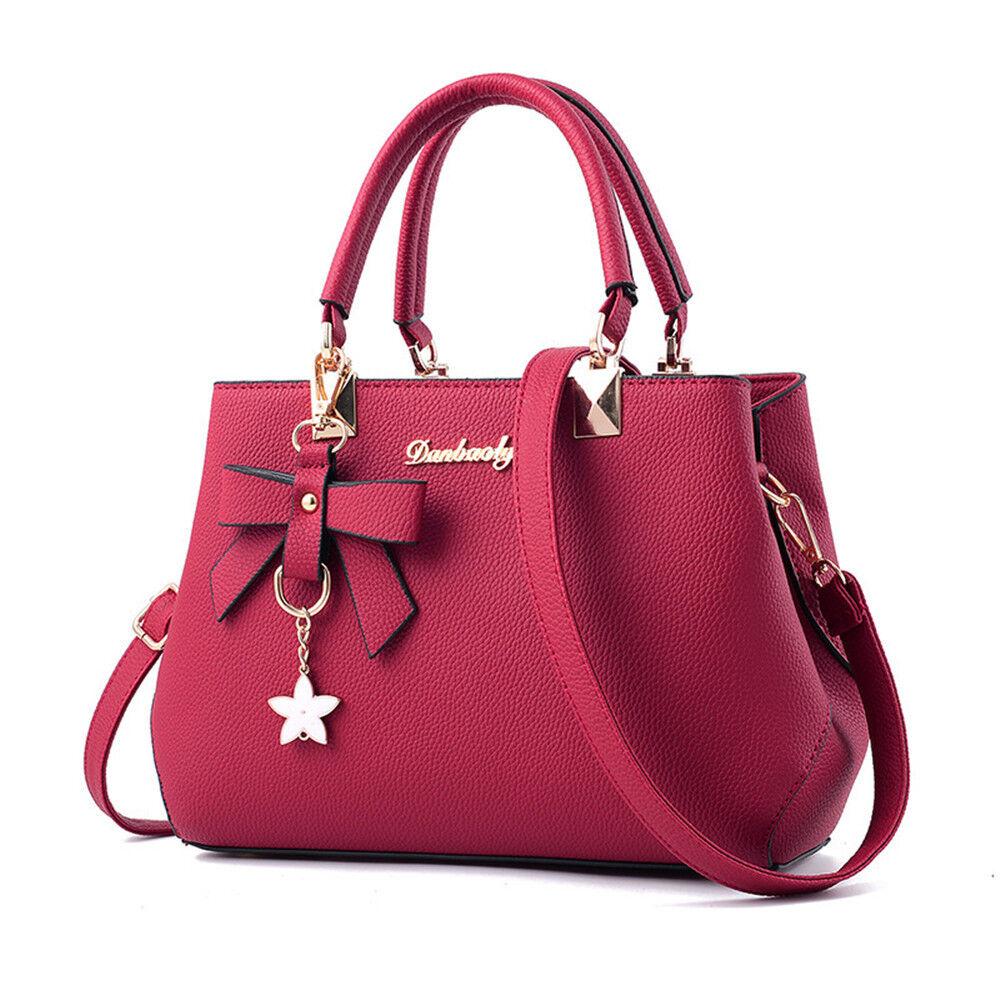 Women Shoulder Satchel Crossbody Bags Purse 1P