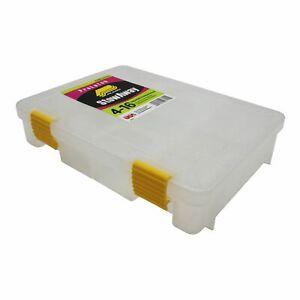 Plano-Stowaway-ProLatch-2-3705-Koederbox-USA-Angelbox-4-16-Faecher-Zubehoer-Box