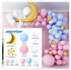 miniature 22 - Confettis-Latex-Ballon-Arch-Kit-Guirlande-Mariage-Baby-Shower-Fete-D-039-Anniversaire-Decoration