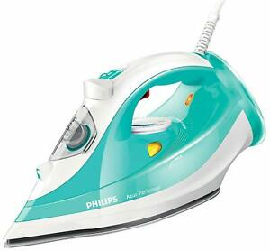 Philips-Azur-Performer-GC3811-70-Plancha-de-Vapor-2400W-Suela-SteamGlide-Plus
