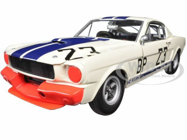 1965 ford shelby mustang gt350 r   23 charlie kemp ltd 996pcs 1   18  - a1801812