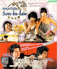 Korean Drama WANTED : Son-In-Law (TV Series) DVD Good English Sub R0