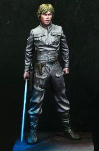 1//24 75mm Resin Figure Model Kit Star Wars Luke Skywalker Miniatures Unpainted