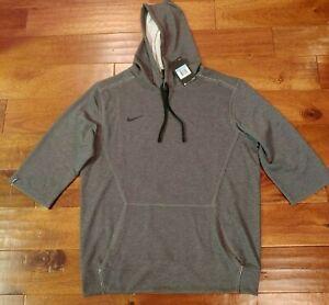 nike 3/4 sleeve hoodie